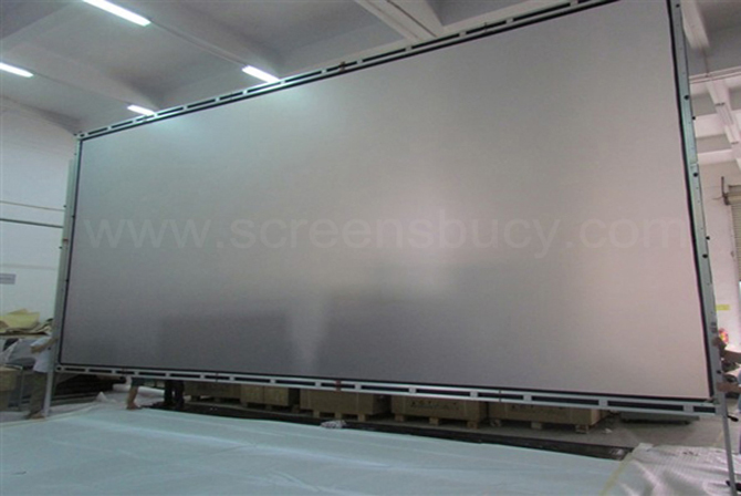 HUGE wide Fast Fold Screen without joints